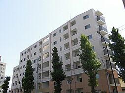 東京都練馬区高野台4丁目の賃貸マンションの外観