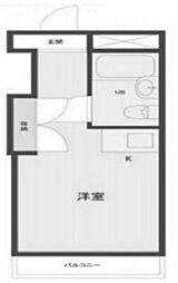 メゾン・ド・ノア元横山[4階]の間取り