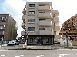 埼玉県鶴ヶ島市富士見5丁目の賃貸マンションの外観