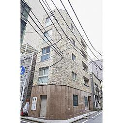 東京メトロ有楽町線 新富町駅 徒歩4分の賃貸マンション