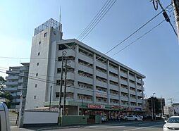 世利ビル[3階]の外観