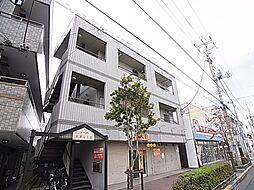 東京都足立区伊興4丁目の賃貸マンションの外観