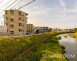 福岡県福岡市早良区南庄3丁目の賃貸マンションの外観