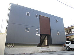 EAMES[2階]の外観