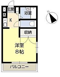 みかんハウス[2階]の間取り