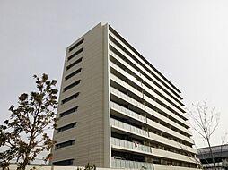 兵庫県尼崎市南竹谷町3丁目の賃貸マンションの外観