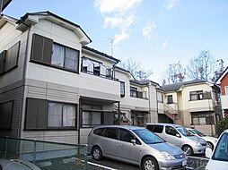 向坂タウンハイツA[1階]の外観