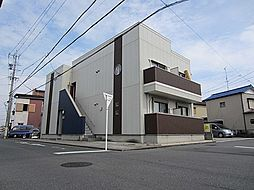 クレフラスト浅田町[103号室]の外観