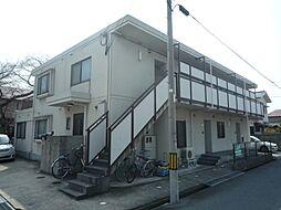 兵庫県伊丹市緑ケ丘5丁目の賃貸マンションの外観