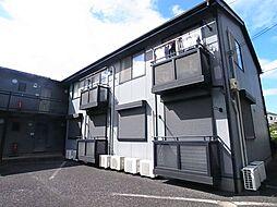 ハイツHIRO-A棟-[1階]の外観