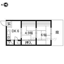 京都市営烏丸線 北大路駅 バス11分 大宮田尻町下車 徒歩3分
