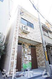 [テラスハウス] 大阪府大阪市生野区勝山北4丁目 の賃貸【/】の外観