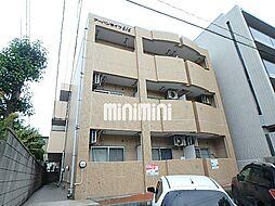 愛知県名古屋市昭和区明月町1丁目の賃貸アパートの外観