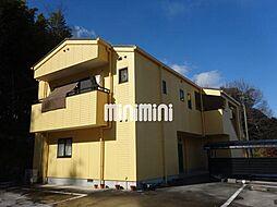 愛知県日進市折戸町定納の賃貸マンションの外観