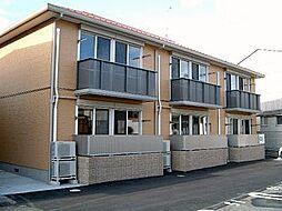 広島県呉市焼山中央5丁目の賃貸アパートの外観