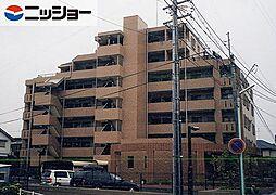 グランドール瓢箪山402号室[4階]の外観