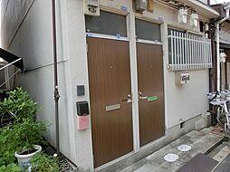 [タウンハウス] 大阪府大阪市福島区吉野3丁目 の賃貸【/】の外観