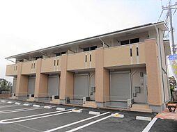 [テラスハウス] 栃木県栃木市都賀町合戦場 の賃貸【/】の外観
