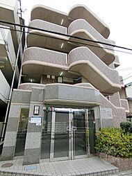 サンフレール八尾[3階]の外観