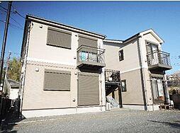 神奈川県鎌倉市台の賃貸アパートの外観