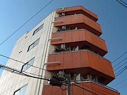 ラピス塚本[2階]の外観