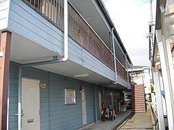愛知県名古屋市中村区城屋敷町2丁目の賃貸アパートの外観