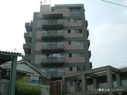 大阪府東大阪市吉原2丁目の賃貸マンションの外観
