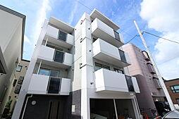 Kafuu Residence N35 (カフーレジデンス)[4階]の外観