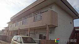 西村アパート鶴田[105号室]の外観