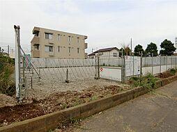 千葉県松戸市二十世紀が丘中松町の賃貸アパートの外観