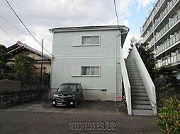 富士見パークハイツ[2階]の外観