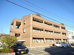 広島県福山市曙町4丁目の賃貸マンションの外観