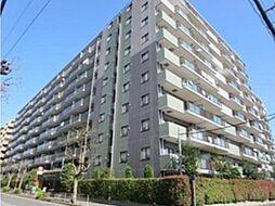 外観(鉄筋コンクリート造地下1階付10階建5階部分。オートロック付でセキュリティも安心です。)