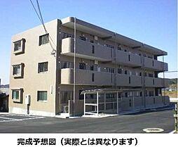 ボナール1号館[2階]の外観