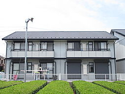 ポワールハセベA棟[201号室号室]の外観