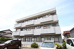 愛知県長久手市塚田の賃貸アパートの外観