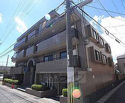 京都府京都市西京区桂南滝川町の賃貸マンションの外観