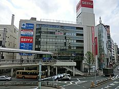 西友町田店まで940m