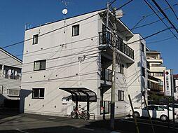 栃木県宇都宮市一の沢2丁目の賃貸マンションの外観