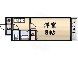 長居駅 4.1万円