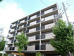京都府京都市南区上鳥羽石橋町の賃貸マンションの外観