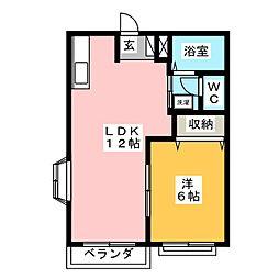 高崎問屋町駅 3.8万円