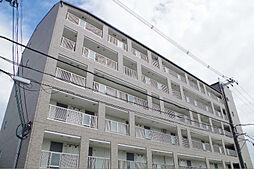 シャンテー御殿山2番館[4階]の外観