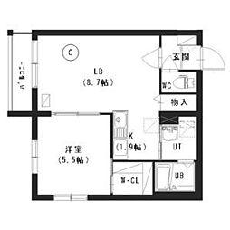幌平橋駅 6.0万円