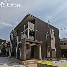 愛知県名古屋市天白区池見2丁目の賃貸アパートの画像