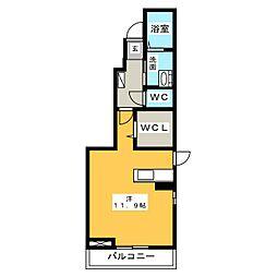 尾張星の宮駅 4.9万円