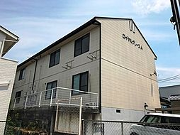 ロイヤルグレースA・B[A202号室]の外観