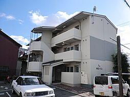 兵庫県尼崎市西御園町の賃貸マンションの外観