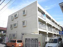 ニチエイマンション柳崎[1階]の外観