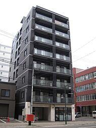 アルファスクエア大通西17[2階]の外観
